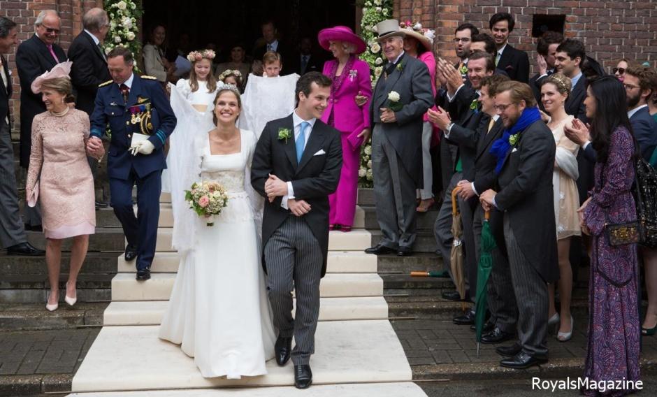 Свадьбы аристократов