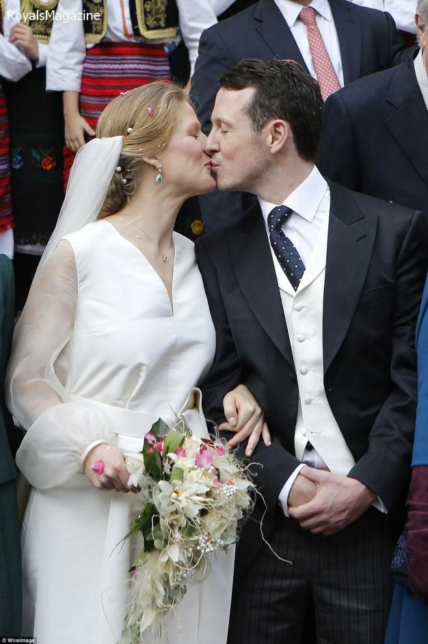 Filipa perovic wedding